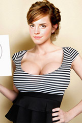 Emma watson naked boobs apologise